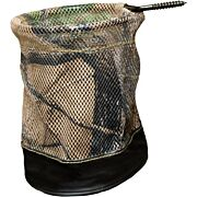 MUDDY SCREW IN DRINK HOLDER RING WITH CAMO MESH HOLDER