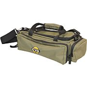 CVA DELUXE SOFT BAG RANGE CLEANING KIT .50 CALIBER