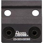 DANIEL DEF. SCOUT FLASHLIGHT MOUNT OFFSET M-LOK
