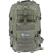 DRAGO TRACKER BACKPACK GREEN 4-MAIN STORAGE AREA HEAVY DUTY