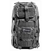 DRAGO TRACKER BACKPACK GRAY 4-MAIN STORAGE AREA HEAVY DUTY