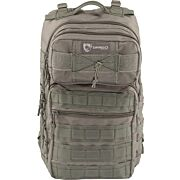 "DRAGO RANGER LAPTOP BACKPACK HOLD UP TO 15"" COMPUTER GREY"