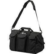DRAGO SPORTSMAN PRO TOOL BAG 6 EXTRNAL POUCHES BLACK