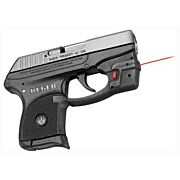 CTC LASER DEFENDER ACCUGUARD RED RUGER LCP
