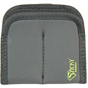 STICKY HOLSTER DUAL SUPER MAG POUCH FITS DBLE STACK .45S