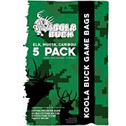 KOOLA BUCK ECONOMY ELK QUARTER GAME BAGS 5-PACK