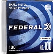 FED PRIMERS- SMALL PISTOL 5000PK