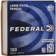 FED PRIMERS- LARGE PISTOL 5000PK