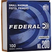 FED PRIMERS- SMALL MAG. PISTOL 5000PK