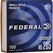 FED PRIMERS- SMALL RIFLE 5000PK