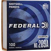 FED PRIMERS- #209 SHOTSHELL 5000PK