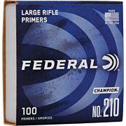 FED PRIMERS- LARGE RIFLE 5000PK