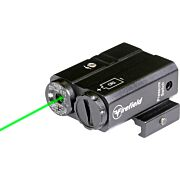 FIREFIELD CHARGE AR LASER GREEN W/PICATINNY MOUNT