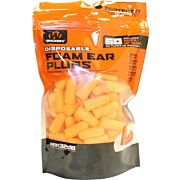WALKERS EAR PLUGS SOFT FOAM 32dB 50-PAIR BAG
