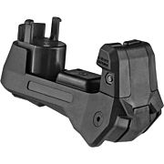 F.A.B. DEFENSE TAR PODIUM QUICK DEPLOY BI-POD BLACK
