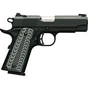 BG BLK LABEL PRO COMPACT 1911 .380ACP FNS 8-SHOT BLACK G10