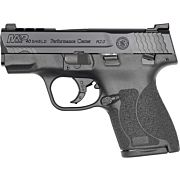 S&W SHIELD M2.0 M&P .40S&W PORTED TRITIUM NGT SGT SAFETY