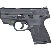 S&W SHIELD M2.0 M&P9 9MM  FS W/CTC INTEGRATED GREEN LASER