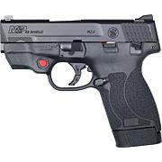 S&W SHIELD M&P45 .45ACP FS W/ CTC RED LASER THUMB SAFETY