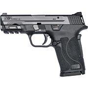 S&W SHIELD M2.0 M&P 9MM EZ BLACKENED SS/BLK NO SAFETY