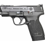 S&W SHIELD M2.0 M&P .45ACP PORTED TRITIUM NIGHT SIGHT