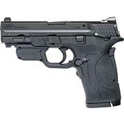 S&W SHIELD M2.0 M&P .380ACP EZ BLACK THUMB SAFETY GRN LASER