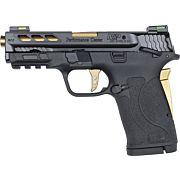 S&W SHIELD M2.0 M&P .380ACP EZ PERFORMANCE GOLD PORTED BARREL