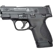 S&W SHIELD M&P9 9MM LUGER FS DON'T TREAD ON ME ON SLIDE BLK
