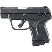 RUGER LCP II LITE RACK .22LR 10-SHOT  FS BLACK SYNTHETIC