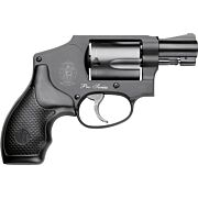 "S&W 442 .38SPL+P 1.875"" FS 5-SHOT MATTE BLACK RUBBER"
