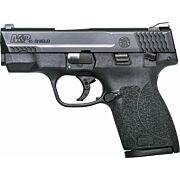S&W SHIELD M&P45 .45ACP FS BLACKENED SS/BLACK POLYMER