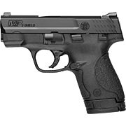 S&W SHIELD M&P9 9MM LUGER FS BLACKENED MA APPROVED