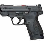 S&W SHIELD M&P40 .40SW FS BLACKENED SS/BLACK CA. APPROVD