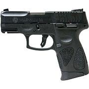 TAURUS G2C 9MM 12-SHOT 3-DOT ADJ. MATTE BLACK POLYMER