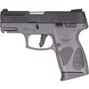 TAURUS G2C 9MM 12-SHOT 3-DOT ADJ. MATTE GRAY FRAME BLK SLD