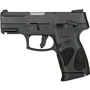TAURUS G2C 9MM 10-SHOT NIGHT SGT. MATTE BLACK POLYMER