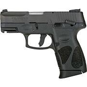 TAURUS G2C 9MM 12-SHOT NIGHT SGT. MATTE BLACK POLYMER