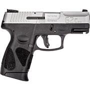 TAURUS G2C 9MM 12-SHOT 3-DOT ADJ. MATTE SS POLYMER