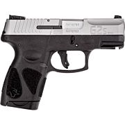 TAURUS G2S SLIM 9MM 7-SHOT 3-DOT ADJ. MATTE SS POLYMER