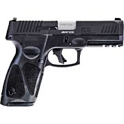 TAURUS G3 9MM 10-SHOT 3-DOT ADJ. MATTE BLACK POLYMER