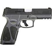 TAURUS G3 9MM 17-SHOT 3-DOT ADJ. GREY/BLACK POLYMER