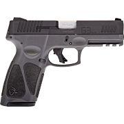 TAURUS G3 9MM 15-SHOT 3-DOT ADJ. GREY/BLACK POLYMER