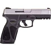 TAURUS G3 9MM 17-SHOT 3-DOT ADJ. MATTE SS POLYMER