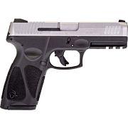 TAURUS G3 9MM 10-SHOT 3-DOT ADJ. MATTE SS POLYMER