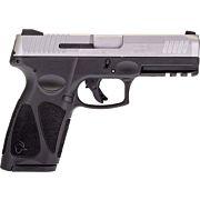 TAURUS G3 9MM 15-SHOT 3-DOT ADJ. MATTE SS POLYMER