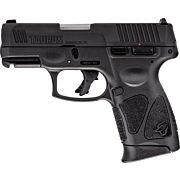 """TAURUS G3C 9MM 12-SHOT 3-DOT ADJ. 3.26"""" MATTE BLACK POLYMER"""