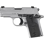 "SIG P238 .380ACP 2.7"" NIGHT SIGHT S/S G-10-CALIFORNIA"