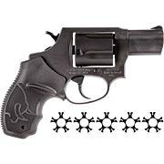 "TAURUS 905 9MM 2"" FS 5-SHOT BLUED AMERIGLO FRONT NIGHT SGT"