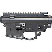 2A BALIOS LITE BILLET RECEIVER SET GEN2 UPPER AND LOWER AR-15