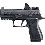 "SIG P320 9MM 3.9"" CONTRAST SIGHT 15-SH BLACK POLYMER"